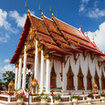 Visit Wat Chalong in Phuket when you are having a break from diving