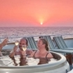 Relaxation time on the Belize Aggressor III liveaboard