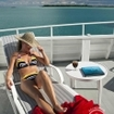 Relax aboard Palau liveaboard Rock Islands Aggressor