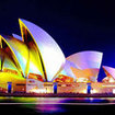 The Sydney Opera House, New South Wales, Australia