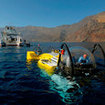 The DeepSee Submersible dive at Cocos Island