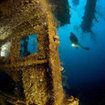 Liveaboard diving the wrecks at Peleliu, Palau