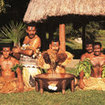 Watch the Fijian tribal ceremonies