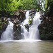 Visit Bouma waterfalls in Taveuni, Fiji