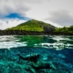 Scuba diving in the Banda Islands