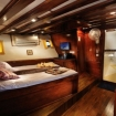 Luxury cabin on Philippine Siren