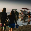 Board the boat at Uvita Beach for Caño dive tours