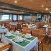 Sea Safari 8 prides itself on the food served in their dining room