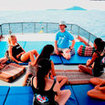 A PADI Open Water dive briefing