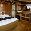 Cheng Ho Deluxe double bed cabins