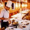 The fine dining experience of a Maldives cruise