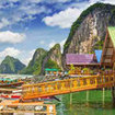 Holiday activities in Krabi - Visit Koh Panyee