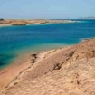 The popular Sinai tourist destination of Ras Mohammed National Park