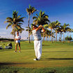 Play a round of golf in Fiji