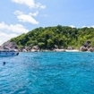 Snorkelling in the Similan Islands, Thailand