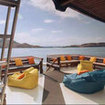 Enjoy your liveaboard sundeck in Indonesia