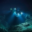 Exploring the depths of Everest at Cocos Island