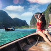 Holiday activities in Koh Phi Phi Leh -  island hopping