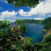 The Cocos Islands in Costa Rica