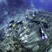 Scuba diving at the Yolanda Reef wreck, Ras Mohammed