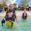 PADI Discover Scuba Diving Shore entry