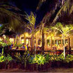 Restaurant at Ramon's Village Resort, Ambergris Caye, Belize