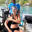 Gear up for a scuba dive in Taveuni