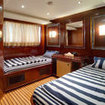 Liveaboard cabin accommodation in Egypt