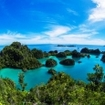 The incredible islands of the Raja Ampat archipelago