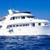 Red Sea liveaboard, the Blue Pearl
