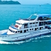 Liveaboard diving in the Andaman Sea