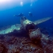 World War II wreck diving at Peleliu