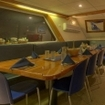 Nautilus Explorer dining - international favourites and Mexican specialities