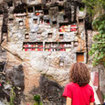 The Toraja Tombs, South Sulawesi