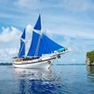 Palau Siren cruising the islands