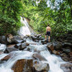 Holiday activities in Khao Lak -  visiting waterfalls