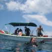 Day trip diving at Caño Island, Costa Rica