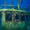 Wreck diving in Beqa Lagoon