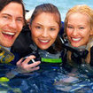You will get to meet many scuba divers from across the world