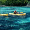 Kayak with Turneffe Island Resort