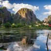 Visit Rammang Rammang village in south Sulawesi, Indonesia