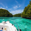Touring the Rock Islands of Palau