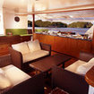Enjoy the splendid island scenery on your Palau dive cruise