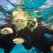 Snorkelling adventure on the Great Barrier Reef