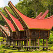 Traditional village architecture of Sulawesi, Tana Toraja
