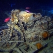Scuba diving at the Thistlegorm wreck will reveal war time BSA motorbikes