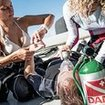 PADI Rescue Diver - diving first aid