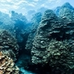 The other-worldly Middle Earth at Bougainville Reef