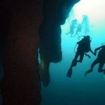 Diving in the Great Blue Hole of Belize