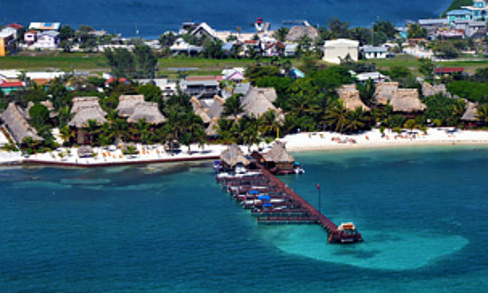 Ramon 39 s village resort dive packages ambergris caye dive the world - Ambergris dive resort ...